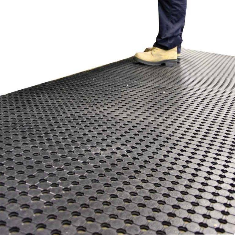 Industrial runner mat
