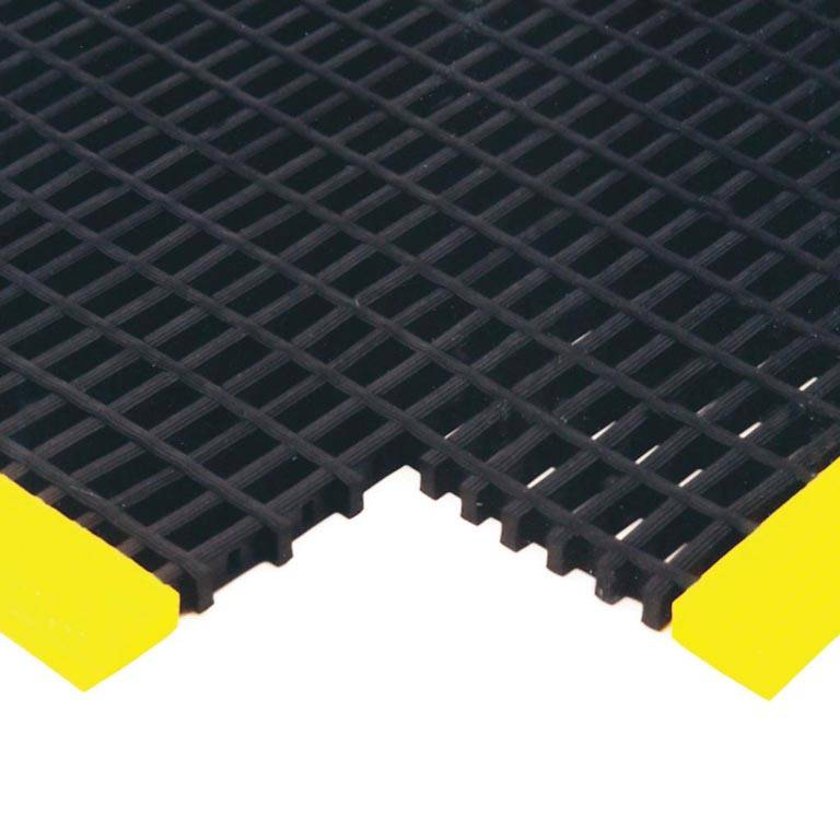 Heavy-duty workstation mat