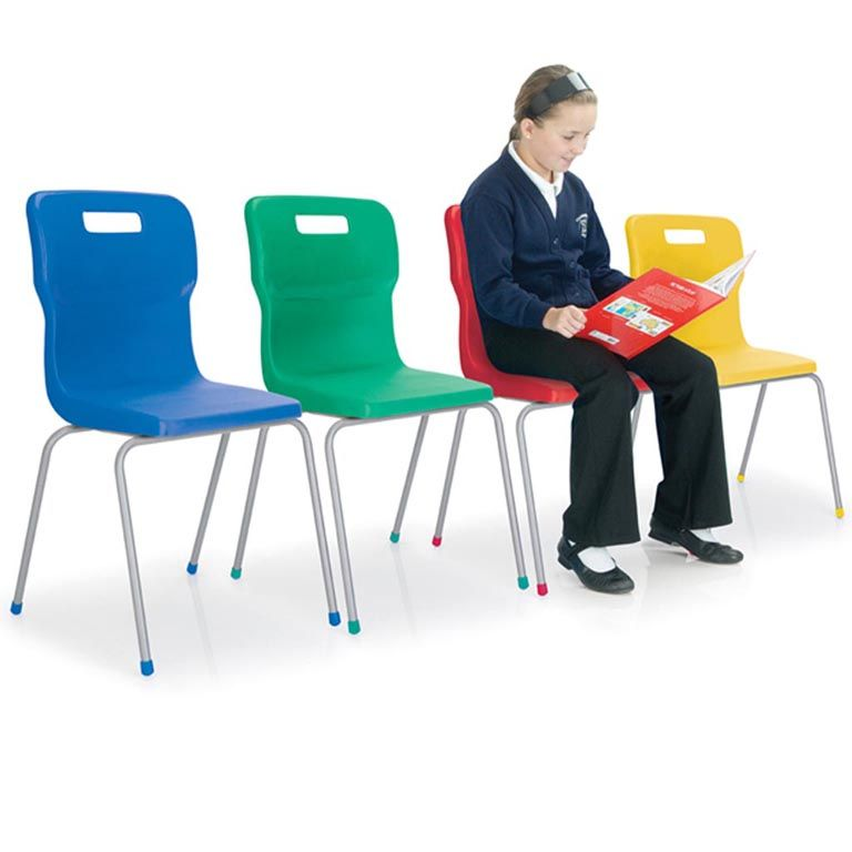 Titan plastic chair