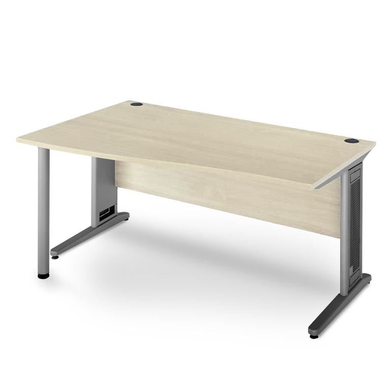 """Largo"" wave desk"