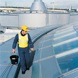 """Crossgrip"" roof matting"