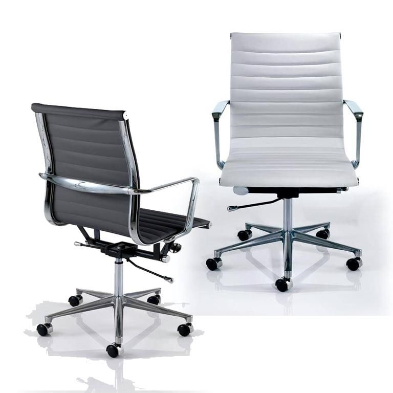 """Blade"" executive chair: leatherette"