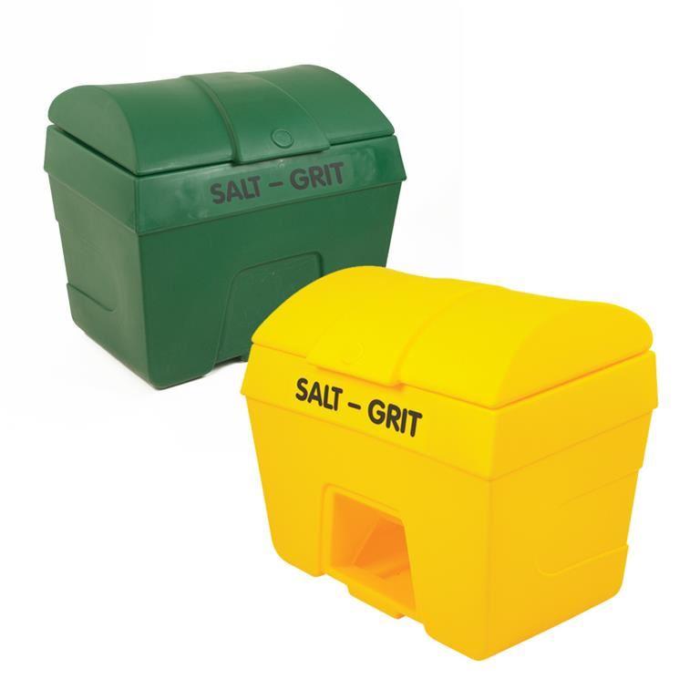 Salt bins: 400 litre