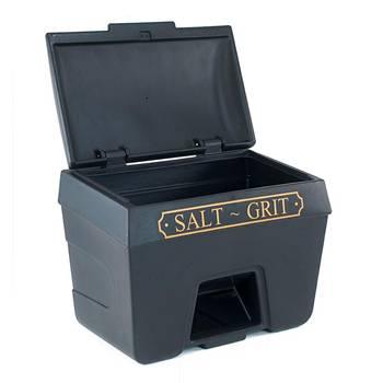 Victorian style salt bins: 400 litre