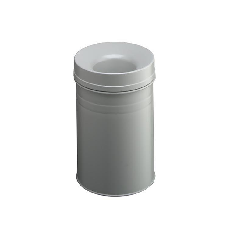 """""""Safe+"""" round waste basket: 15 L"""