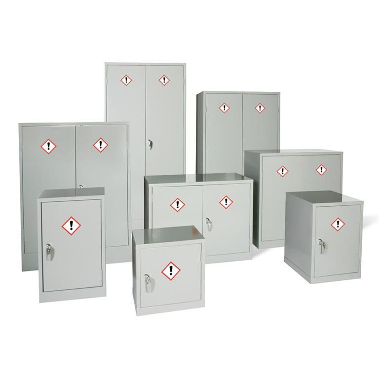 COSHH cabinets