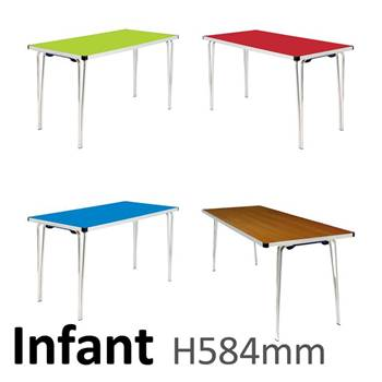 Infant Table: H584x1220