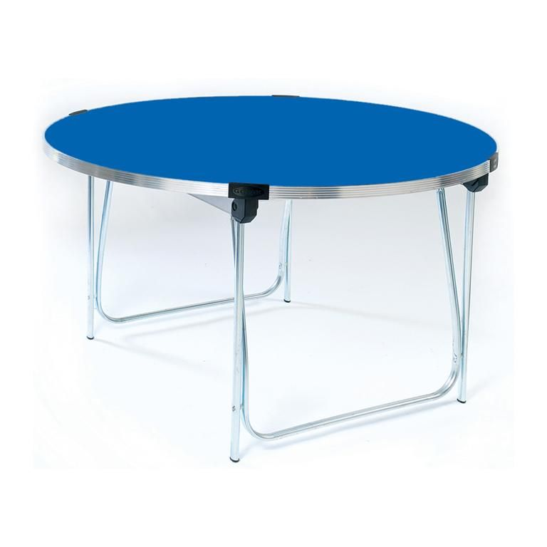Round folding table: Ø 1520 x H698 mm