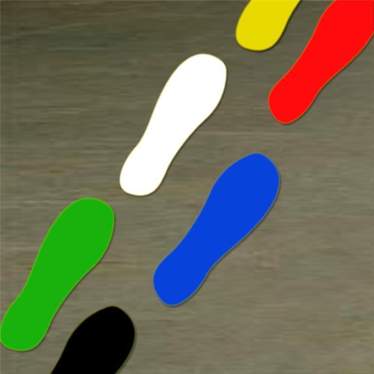 """Feet"" floor signals"