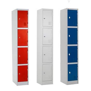 """""""Rapid"""" lockers: 4 doors"""