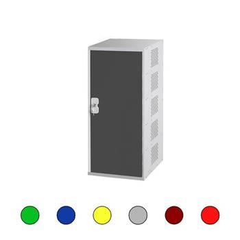 5 comps: single door