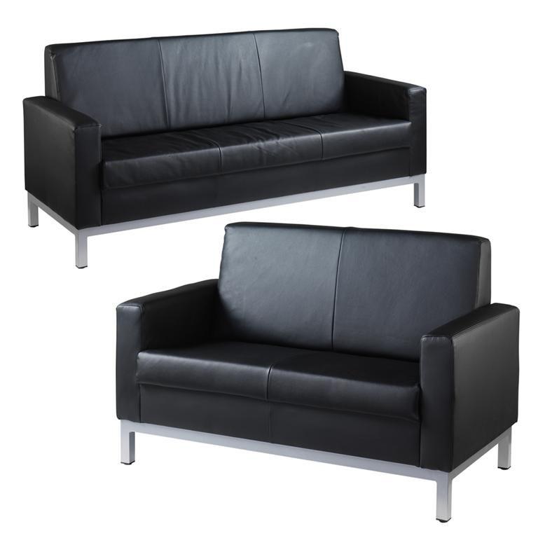 """Helsinki"" reception sofa"