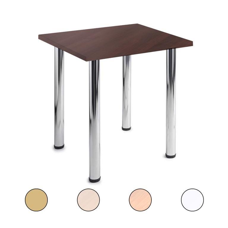 """Turin"" square café table"