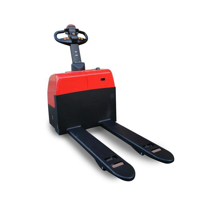 Powered pallet truck: 1500kg