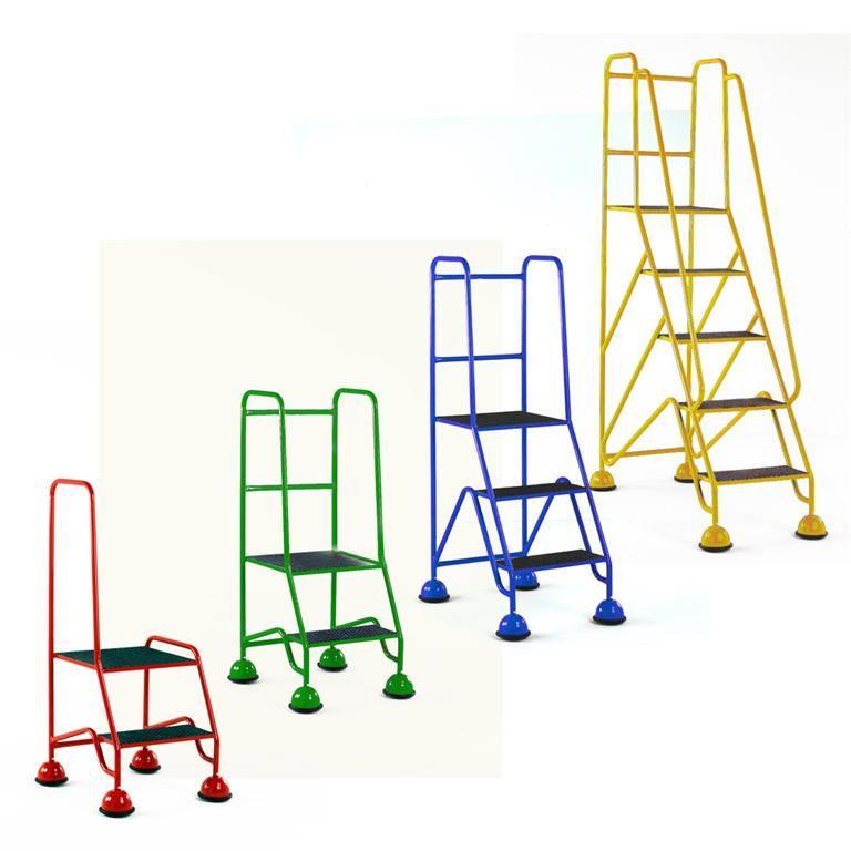 GRP mobile steps