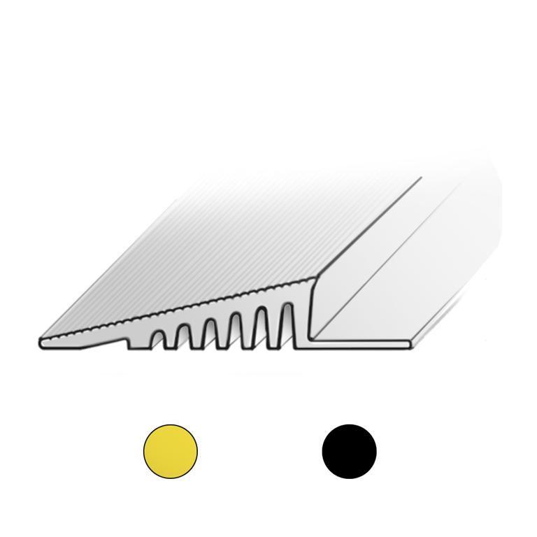 Flexible PVC edging