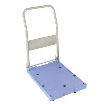 Silentmaster® folding platform trolleys
