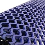 """Diamond grid"" wet area matting"