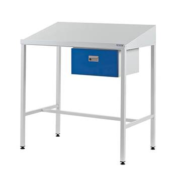 Team Leader Workstation with Drawer