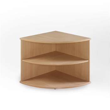 """Largo"" desk end corner unit"