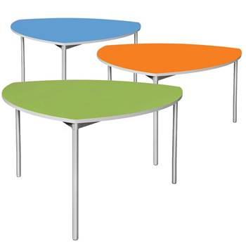 Enviro dining table: shield