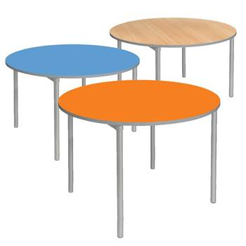 Enviro dining table: round