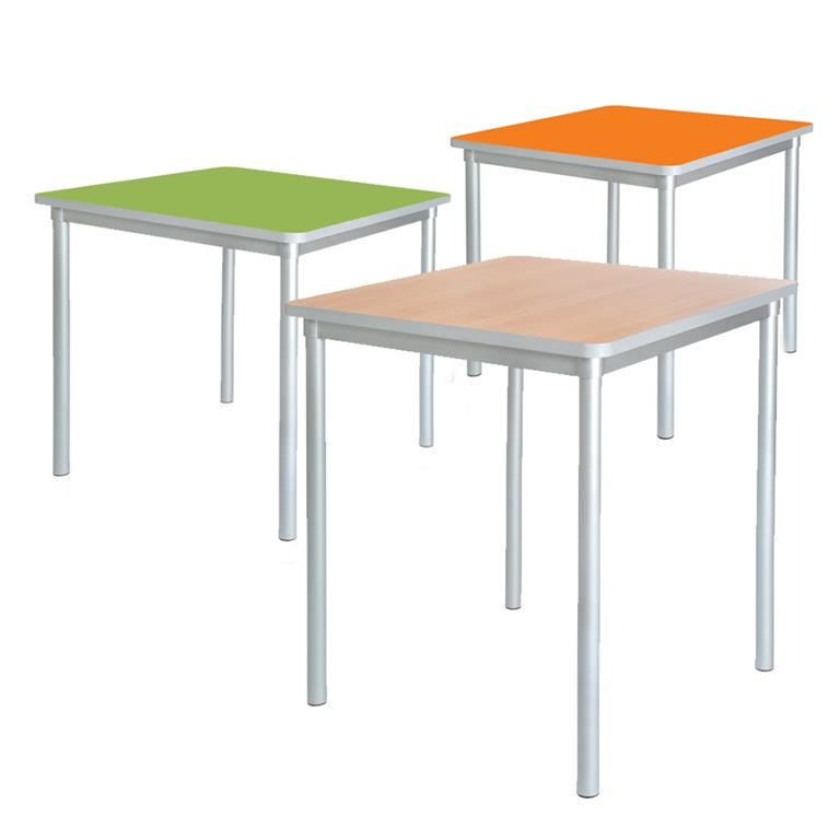 Enviro dining table: square
