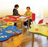 Enviro early years daisy tables