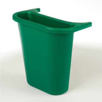 Saddle bins