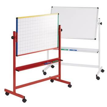 Junior rotating mobile whiteboard