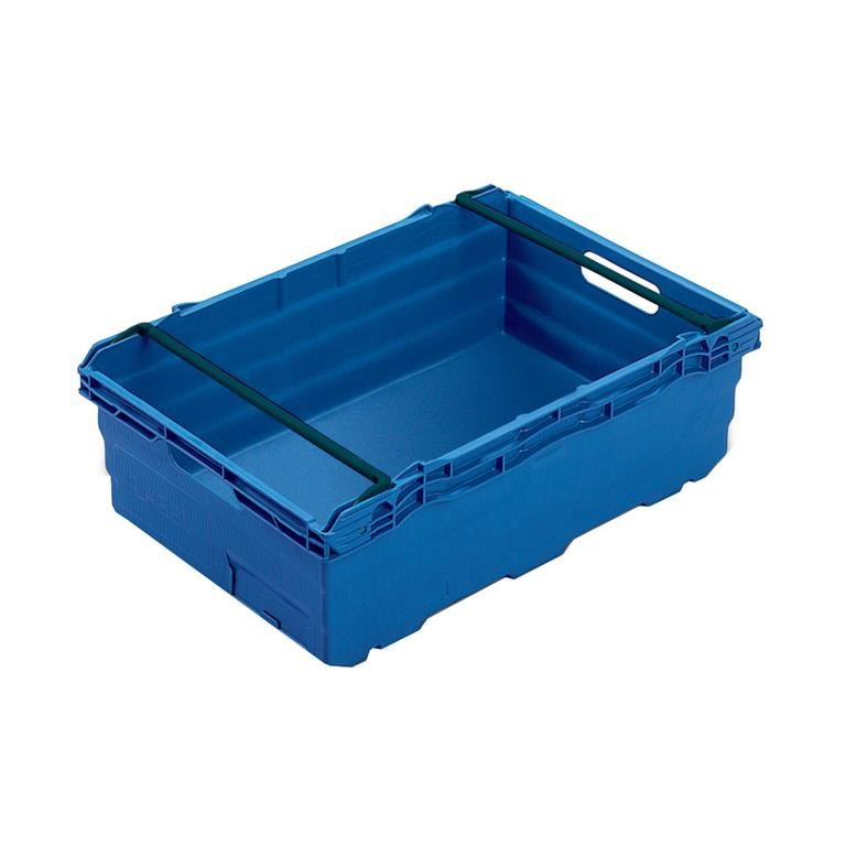 Maxinest® bale arm crate