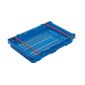 Maxinest® dual-height bale arm crate