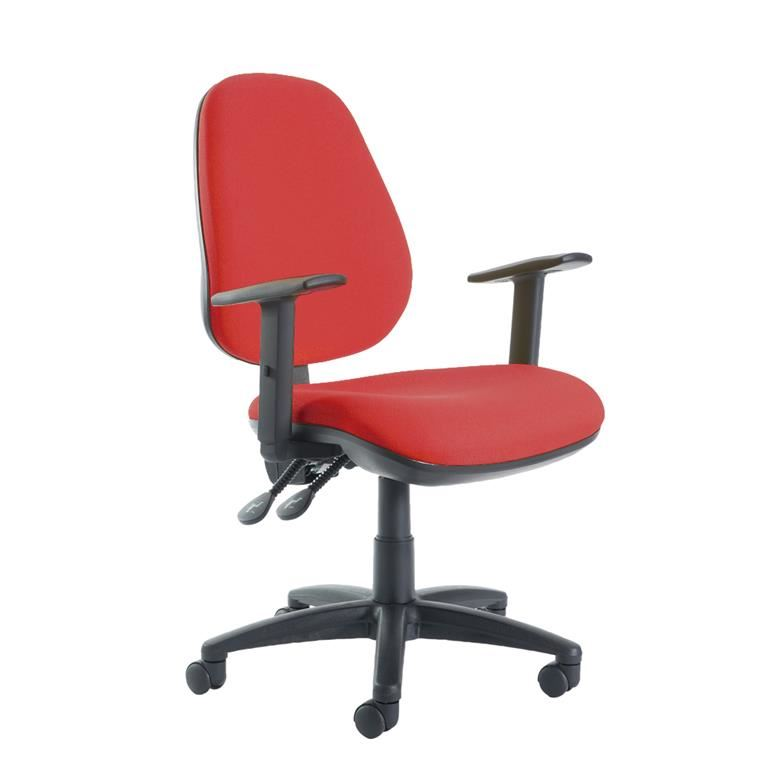 """Jota"" high back operator's chair"