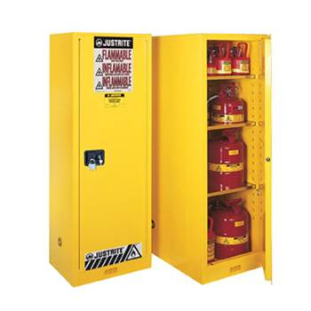 Sure-Grip® EX fire rated slimline cabinet