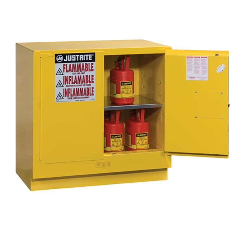 Sure-Grip® EX fire rated undercounter cabinet