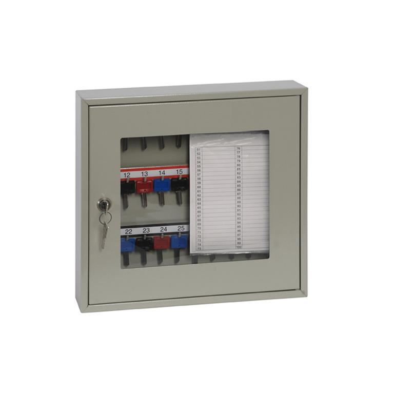 Clear view key cabinet