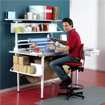 Kompletny zestaw stołu roboczego