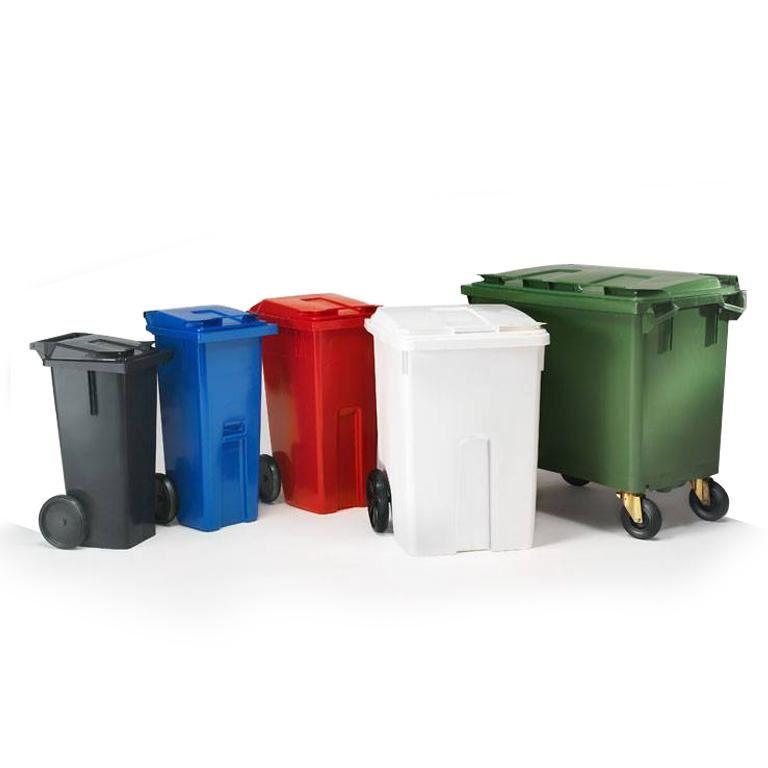Kontener na odpady.