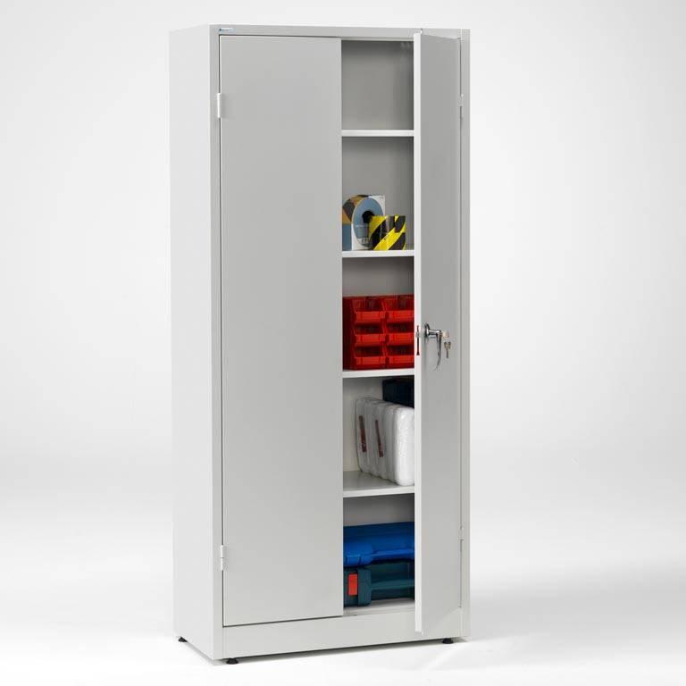 Storage cabinet: 1800x800x400mm: grey