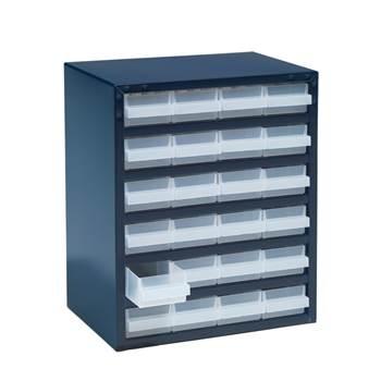 Funkcjonalne szafki do segregowania