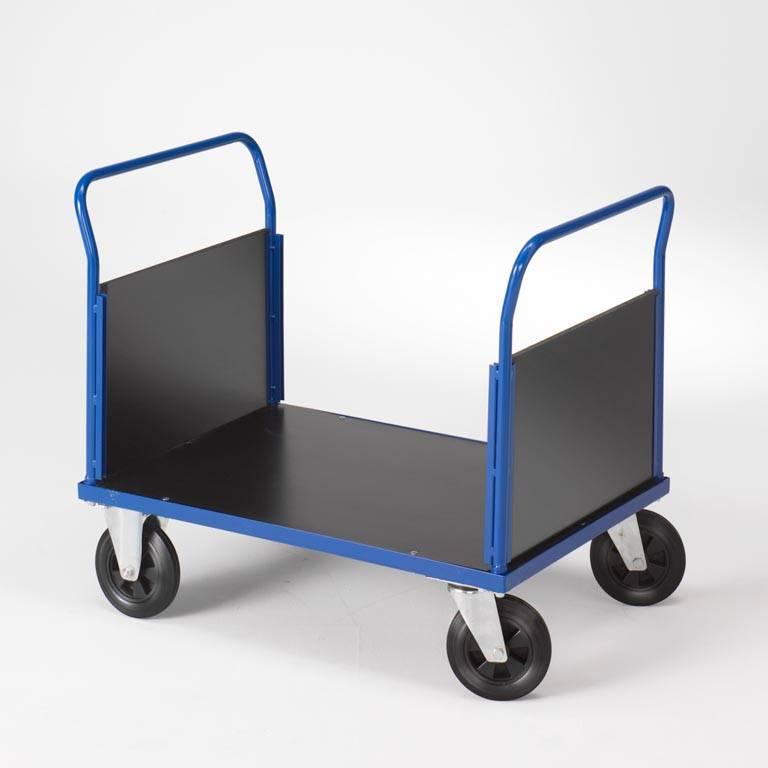 Plattformsvagn 2 rörbågar