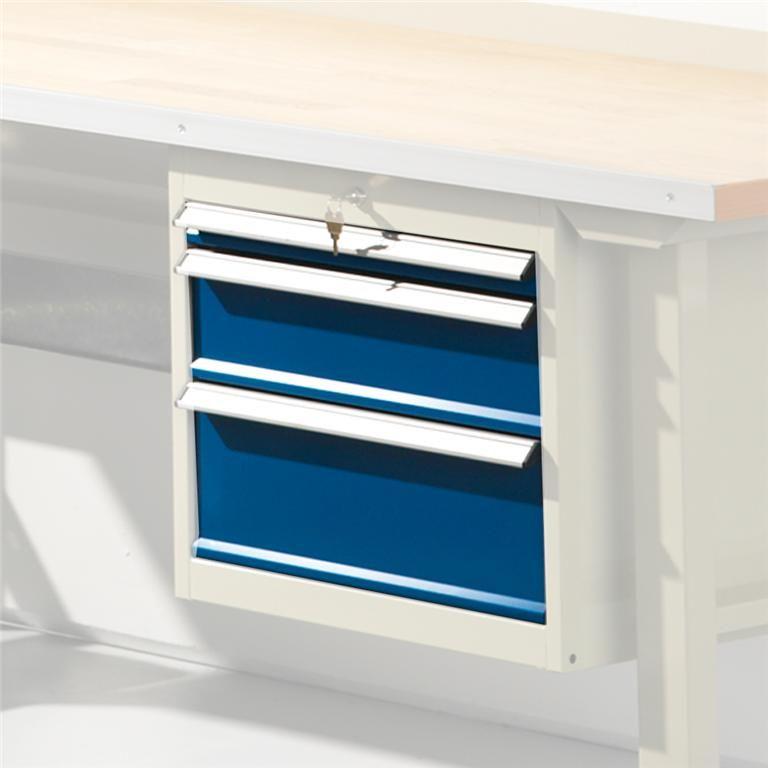 Bench drawer