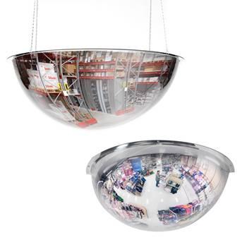 Mirror domes