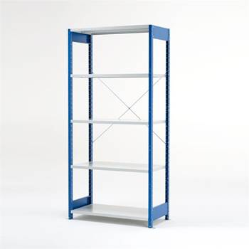"""Variation"" shelving: basic unit"