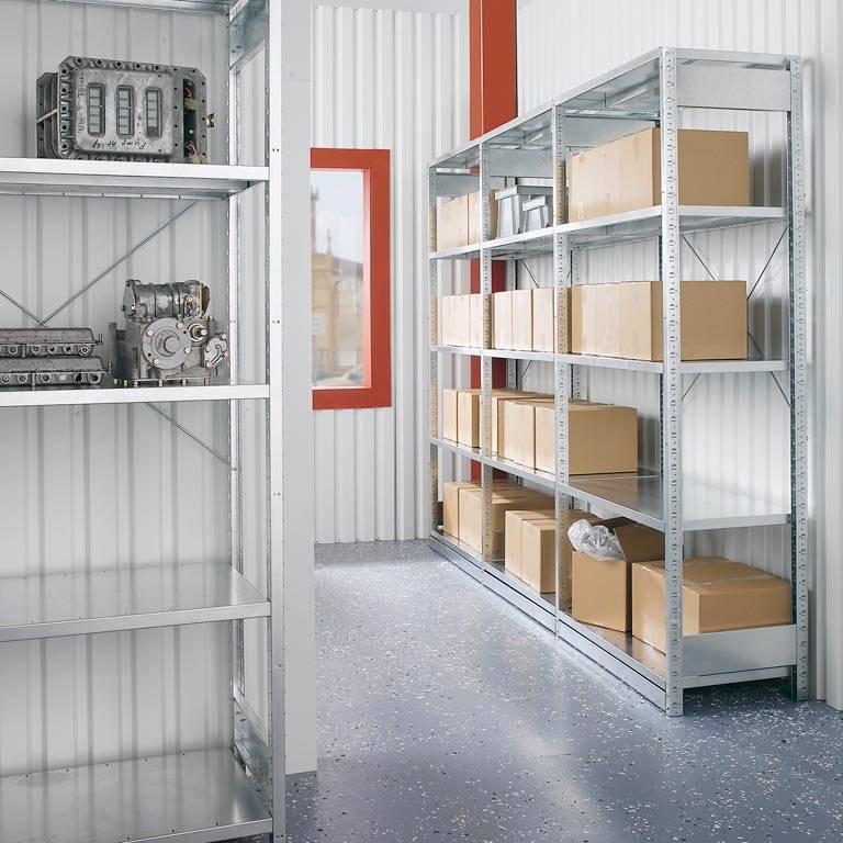 """""""Variation"""" shelf dividers"""