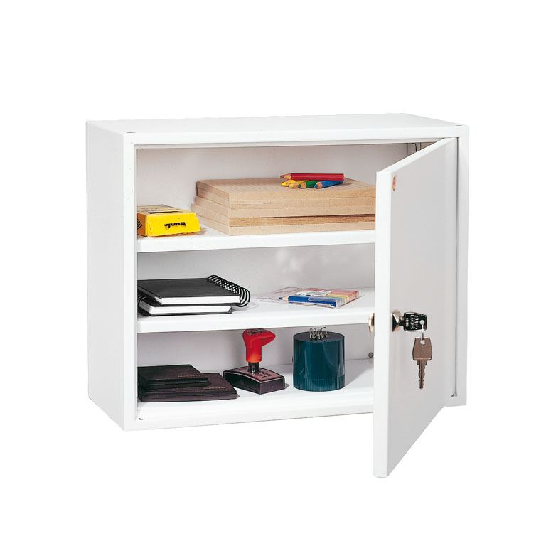 Small office cupboard: H380mm