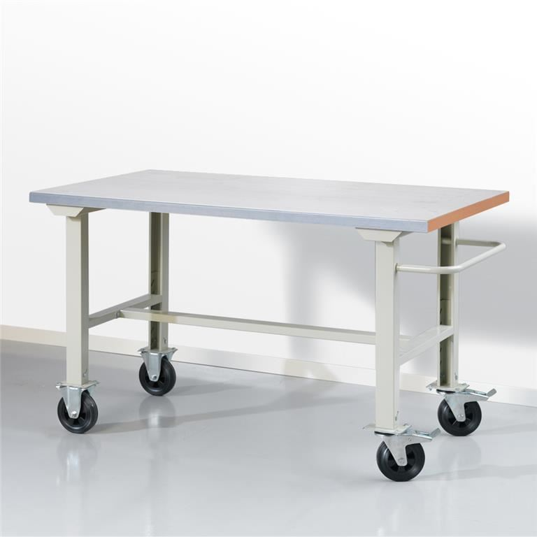 """""""Robust"""" mobile workbenches"""