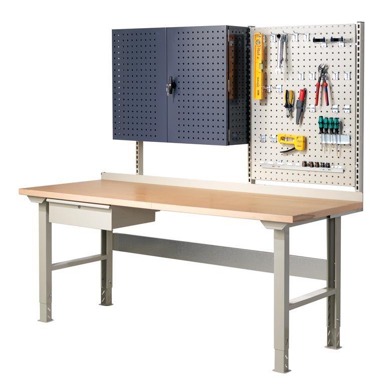 Kompletny zestaw stołu do warsztatu