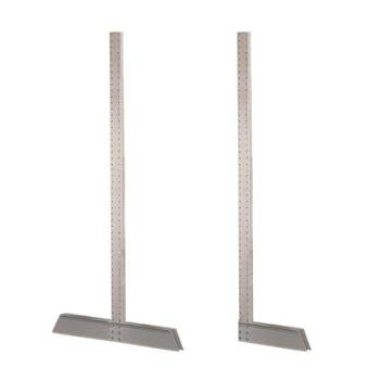 Cantilver racking: lightweight: column