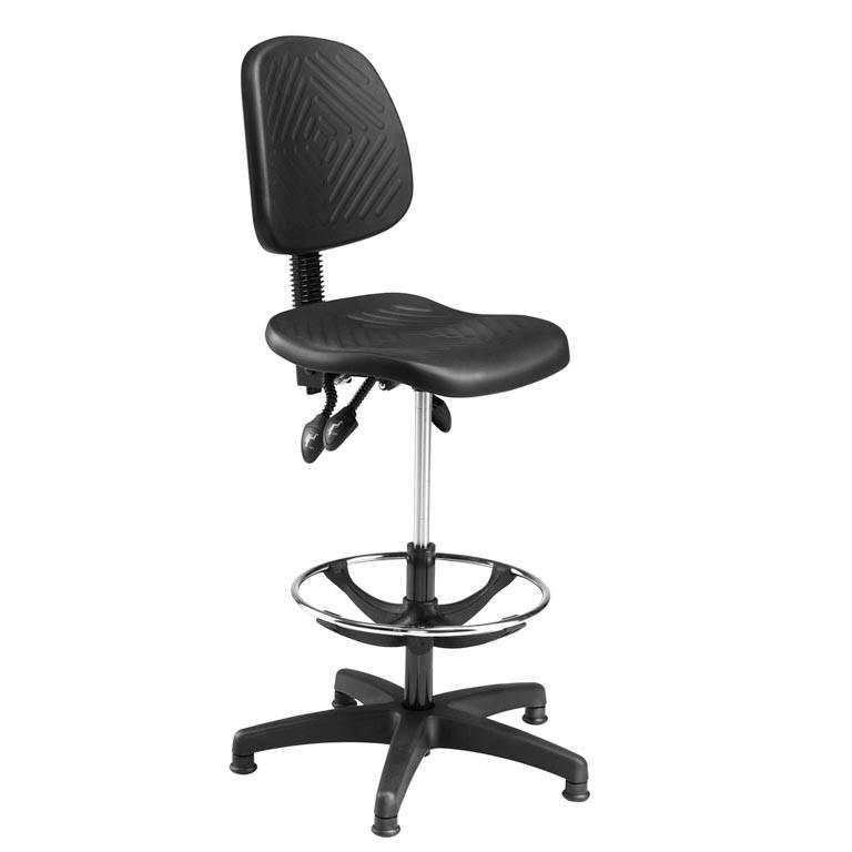Ergonomic industrial chairs